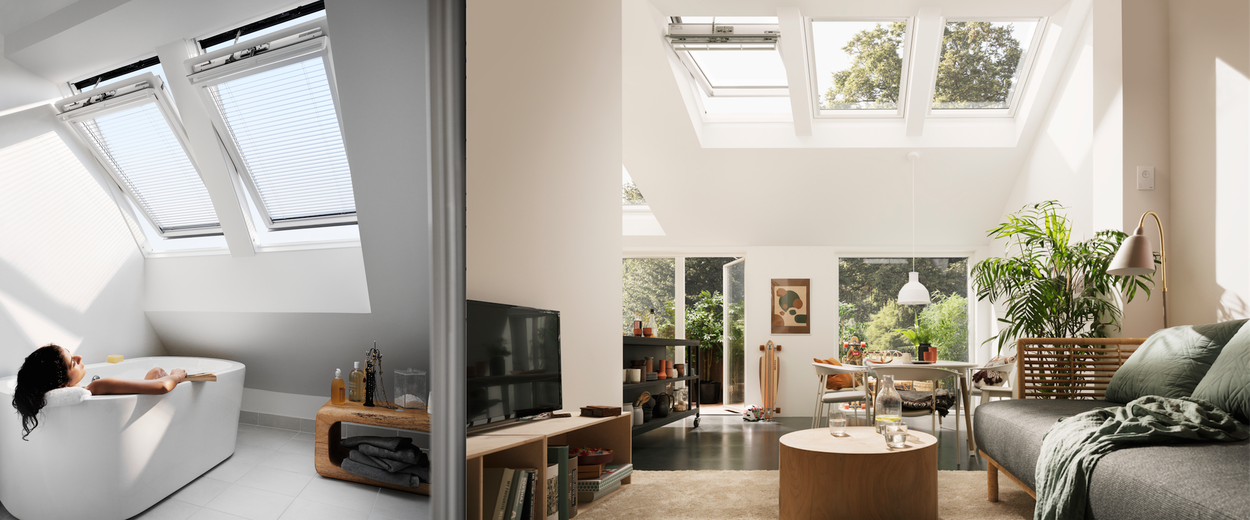 Velux Roof Windows - image Velux-Intesra-Windows on https://rafterloftconversions.co.uk