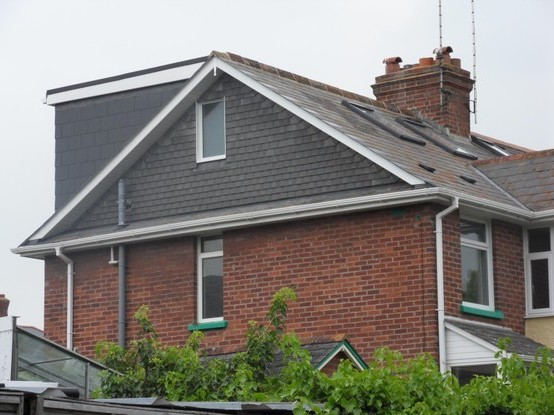 Hip to Gable and Rear Dormer Loft Conversion In Manchester