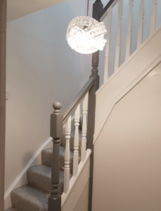 Loft conversion staircase Rawtenstall