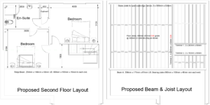 Loft Conversion Plans, New Lane, Burscough, L40 8JX