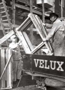 Velux roof windows come in a variety of sizes, great for letting in natural light to a loft conversions