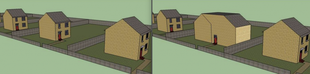 Permitted development in Manchester
